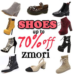 Zmori Shoes 300x300 Banner